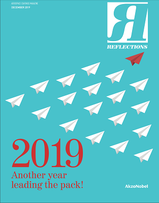 Reflections 2019 Year End Issue Cover