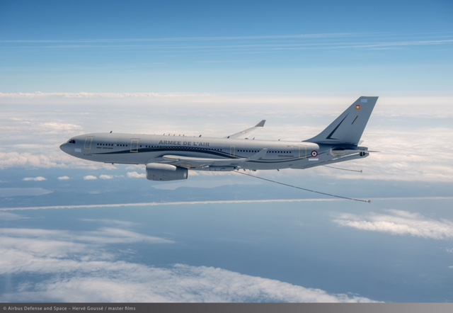 Aerowave 5001 sustainable coating for new A330 MRTT